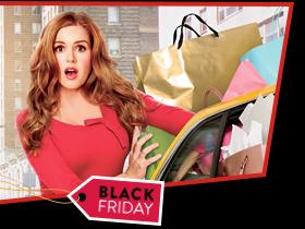 Megapix Especial: Black Friday